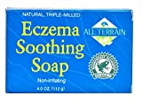 All Terrain Eczema Relief, Naturally Soothing Colloidal Oatmeal Solutions for Rashes and Eczema, Paraben Free