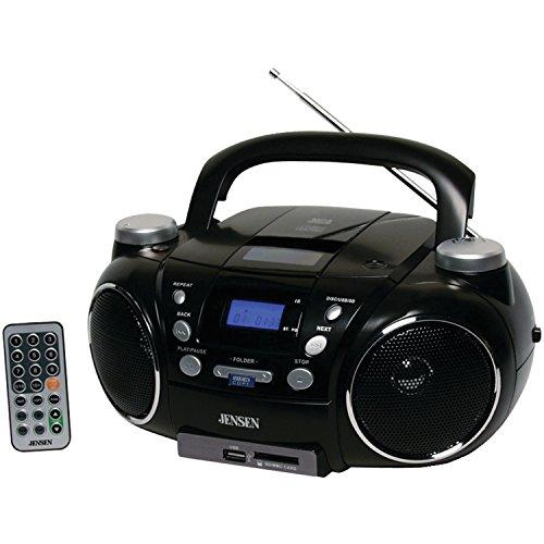 Jensen CD750 Portable Stereo Encoder product image
