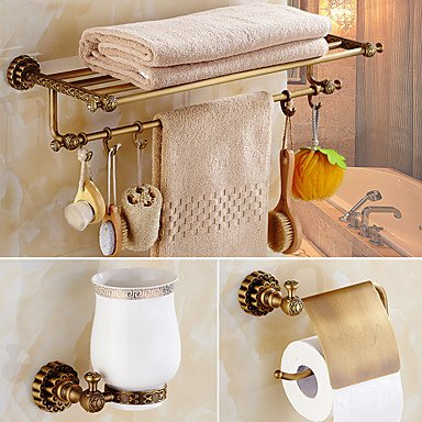 Modern Bathroom Towel Racks &Amp; Holders by QCTRSY Bathroom Faucet