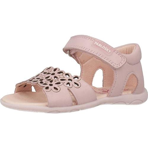 197e3c88e Sandalias y Chanclas para niña, Color Rosa, Marca PABLOSKY, Modelo Sandalias  Y Chanclas para Niña PABLOSKY 046775 Rosa: Amazon.es: Zapatos y complementos