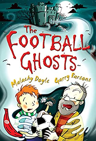 book cover of The Football Ghosts