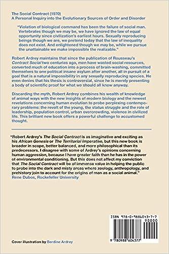 african genesis robert ardrey pdf