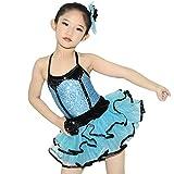 Apparel : MiDee Dance Costume Ballet Tutu Dreses 3 Pieces 3 Colors For children Girl