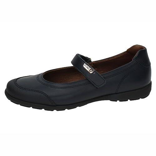 MADE IN SPAIN 827420 Zapatos Colegiales NIÑA Zapato COLEGIAL Azul Marino 37: Amazon.es: Zapatos y complementos