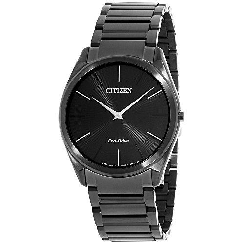 Citizen Watches Men's AR3075-51E Eco-Drive Black Watch