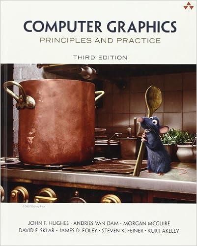computer graphics steven books