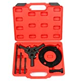8milelake Harmonic Installer Balance Damper Pulley Puller Removing & Repairing GM Chrysler