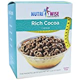 NutriWise - Rich Cocoa Protein Diet Cereal (5/Box)