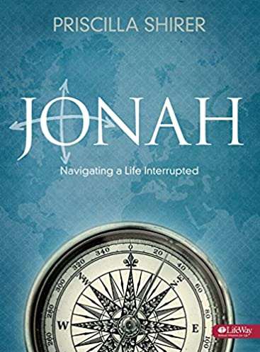 jonah navigating a life interrupted bible study book priscilla rh amazon com priscilla shirer gideon study guide answers