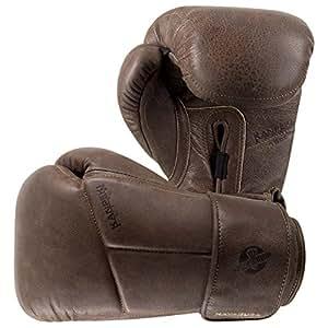 Hayabusa Kanpeki Elite Boxing Gloves (Brown, 16oz)