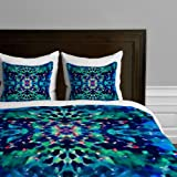 DENY Designs  Amy Sia Water Dream Duvet Cover, Twin/Twin XL