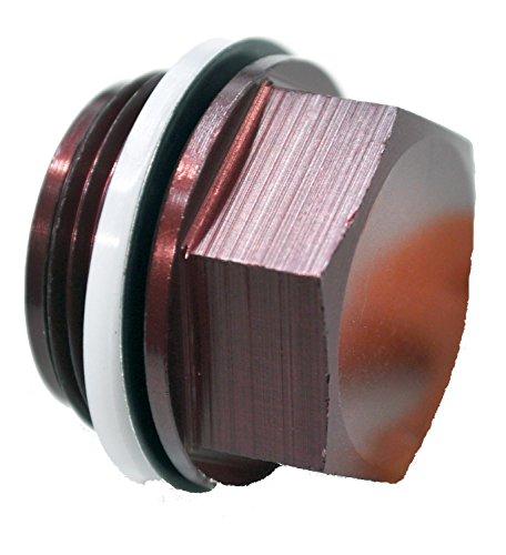 Quick Fuel Technology 19-20-10QFT Fuel Bowl Plug 7/8-20 10 pc. Fuel Bowl Plug