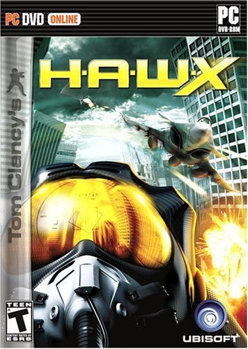 Ubisoft Tom Clancy's HAWX - PC