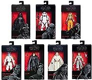 Star Wars The Black Series 6-Inch Figure: Wave 12 Set of 7