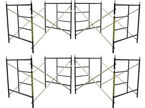 4 Set Scaffolding 5' X 5'1