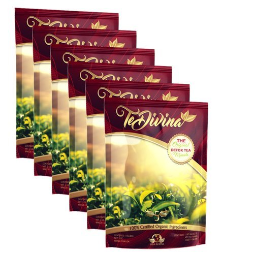 Best Seller Authentic,In stock,TeDivina 6 weeks supply supply,coming back of the''ORIGINAL''detox tea, way more effective than iaso tea by vida divina
