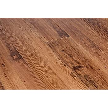 Dekorman 7609a Country Acacia Laminate Flooring 48in L X 5in W X 15
