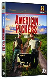 American Pickers: Volume 3 [DVD]