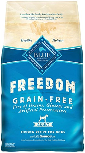 Blue Buffalo Freedom Grain-Free Recipe for Dog, Adult Chicke