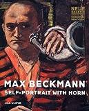 Max Beckmann: Self-Portrait with Horn, Jill Lloyd, 1931794227