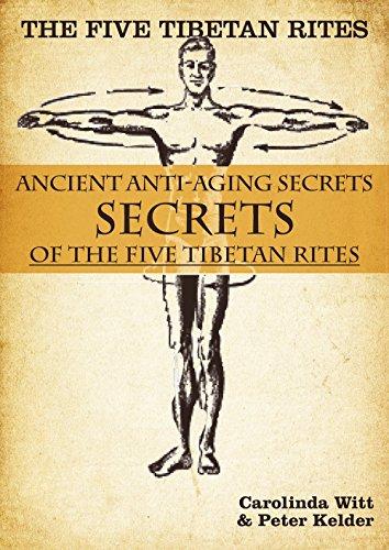 51vE9eecocL - The Five Tibetan Rites: Ancient Anti-Aging Secrets of the Five Tibetan Rites