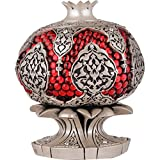 Islamic Home Table Decor Pomegranate Design -Pearl Tone