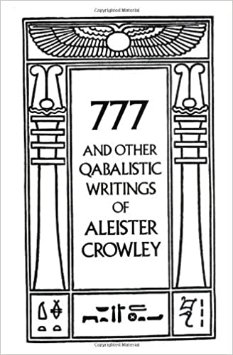 aleister crowley the book of the law pdf free