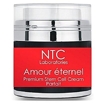 NTC - Crema vegetal facial celular e hidratante con ácido hialurónico, vitamina C, retinol