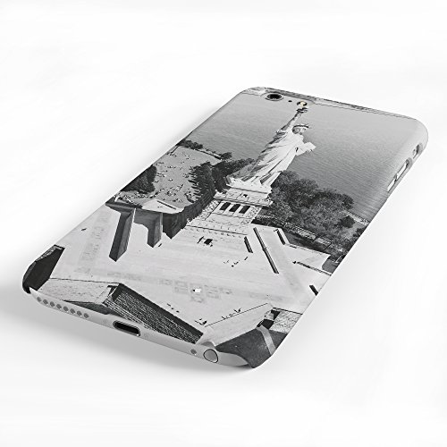 Koveru Back Cover Case for Apple iPhone 6 Plus - Statue of Liberty New York