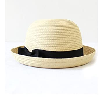 0c6ec5485cb35 キッズ 麦わら 帽子 折り畳み 夏 無地 ベビー 帽子 女の子 キャップ 男の子 ハット 綿 赤ちゃん 帽子 可愛い
