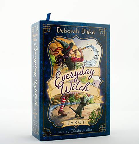 Everyday Witch Tarot Cards – January 8, 2017