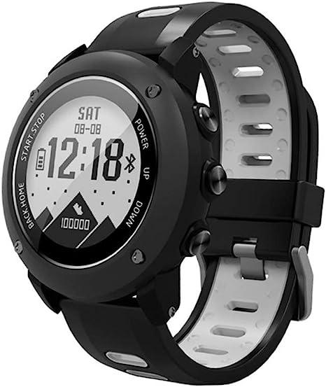 Amazon.com: SoonCat Reloj GPS para hombre, reloj inteligente ...