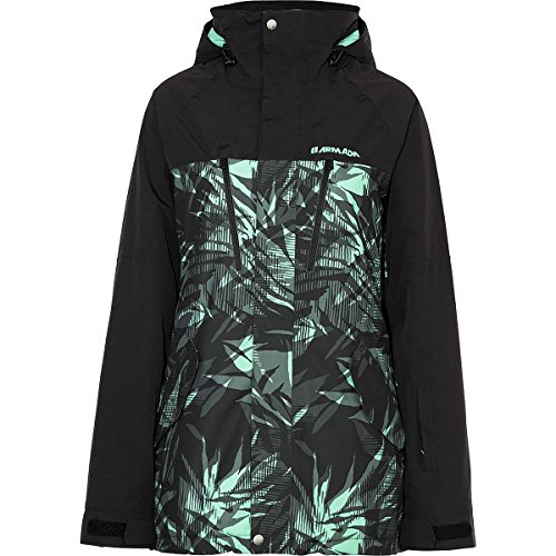Armada Stadium Insulated Jacket - Women's Wintergreen Fern, (Insulated Stadium Jacket)