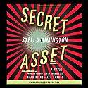 Secret Asset Hörbuch von Stella Rimington Gesprochen von: Rosalyn Landor