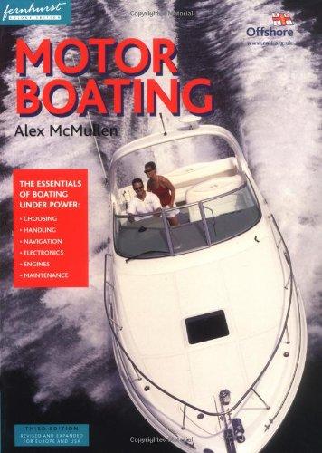 Motor Boating 3e: Amazon.es: McMullen, Alex: Libros en idiomas extranjeros