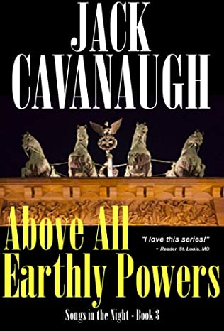 book cover of Above All Earthly Powers