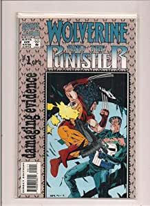 Wolverine and the Punisher (MARVEL Comics) #1 of 3