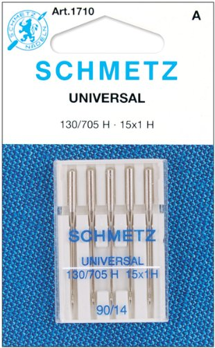Universal Machine Needles-Size 14/90 5/Pkg