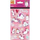 Despicable Me 'Unicorn' Stickers - 4 Sheets