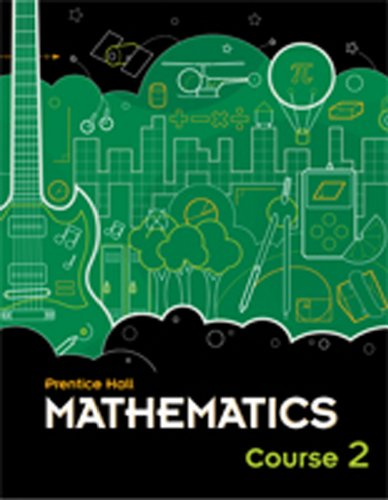 Prentice Hall Mathematics, Course 2