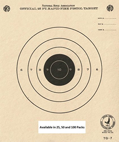 Rapid Fire Targets - 6