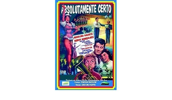 Amazon.com: Absolutamente Certo by Anselmo Duarte: Anselmo ...