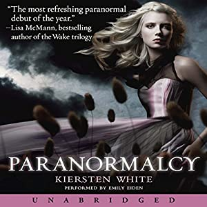 Paranormalcy Audiobook