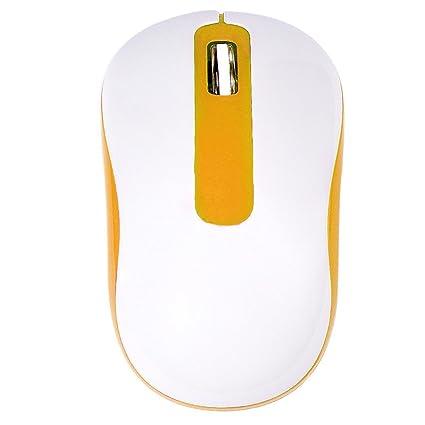 Ba Zha Hei-2.4G 1600DPI Ratones ópticos inalámbricos Mini Mouse para PC portátil GN