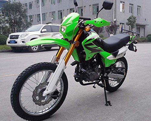 Roketa Dirt Bike-08-250(LHJ) (Green)