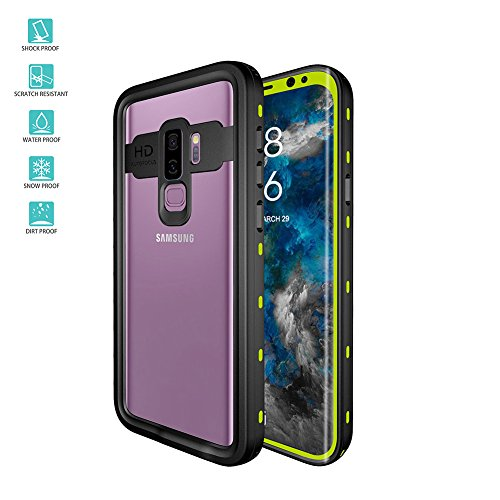 valfrid galaxy s9 plus case 360 full curved glass. Black Bedroom Furniture Sets. Home Design Ideas