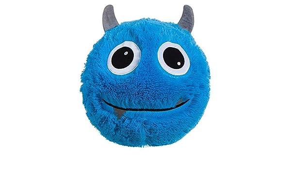monstruo- Pelota 30cm Cuernos Azul Juguete (DCASA 1): Amazon.es ...