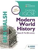 Cambridge IGCSE Modern World History.