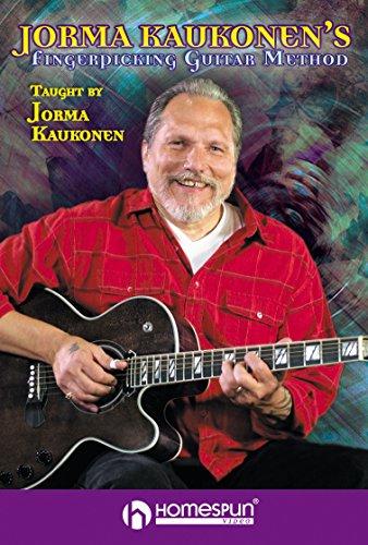 Jorma Kaukonen's Fingerpicking Guitar Method [Instant Access]