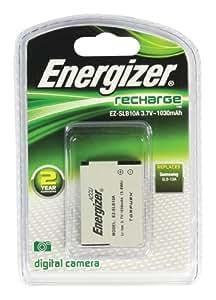 Energizer SLB10A - Batería para cámara digital equivalente a Samsung SLB-10A